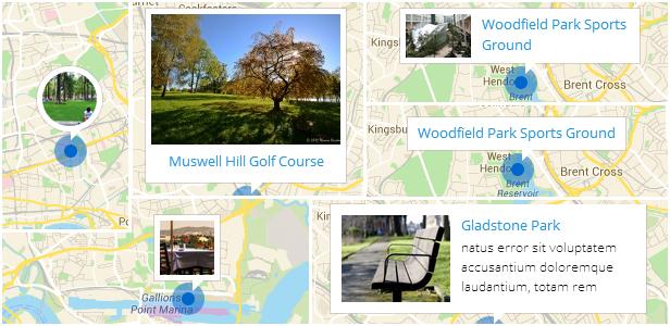 - infobox styles - Progress Map Wordpress Plugin